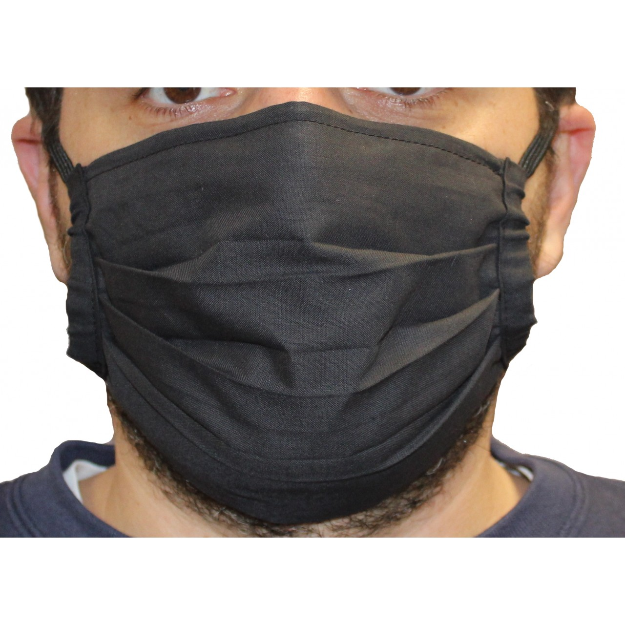 Μάσκα Εργασίας Πολλαπλών Χρήσεων Υφασμάτινη - 4168
