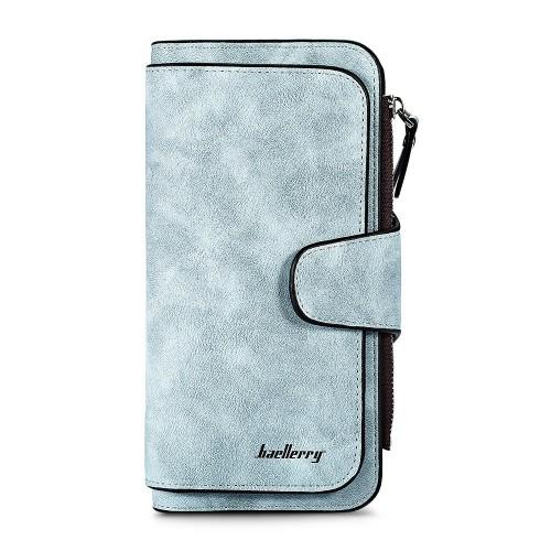 a4842337c4f Γαλάζιο Γυναικείο Πορτοφόλι PU Δέρμα Baellerry - 3702 | Γυναίκα | 3702 |  Shop Express