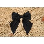 Μαύρο Γυναικείο Παπιγιόν  - Φιόγκος  - 4089
