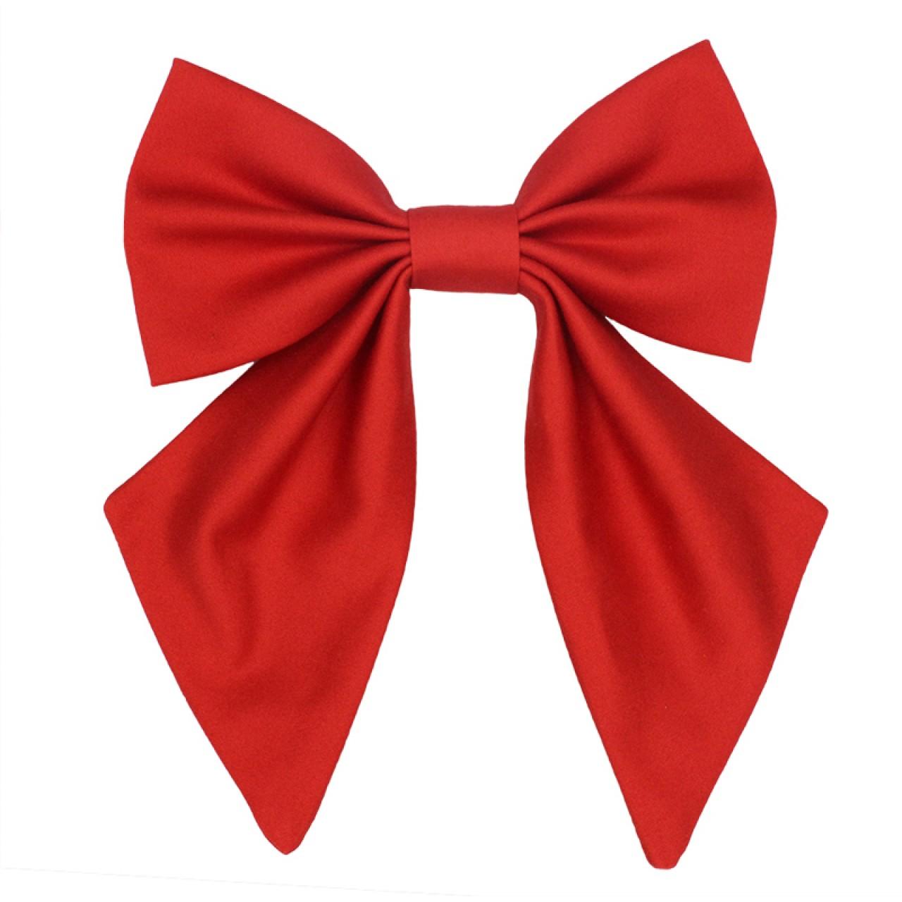 Κόκκινο Γυναικείο Παπιγιόν  - Φιόγκος - 4091