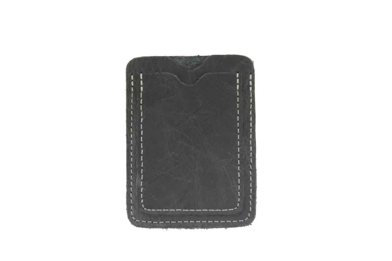 5dcb752e76 ShopExpress Μαύρο Λεπτό Ανδρικό Πορτοφόλι Για Κάρτες - 3039